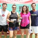 5 fem campeona